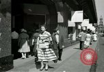 Image of Champs Elysees Paris France, 1956, second 50 stock footage video 65675021100