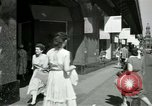 Image of Champs Elysees Paris France, 1956, second 52 stock footage video 65675021100