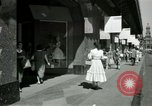 Image of Champs Elysees Paris France, 1956, second 55 stock footage video 65675021100