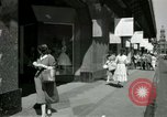 Image of Champs Elysees Paris France, 1956, second 57 stock footage video 65675021100