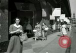 Image of Champs Elysees Paris France, 1956, second 59 stock footage video 65675021100
