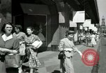Image of Champs Elysees Paris France, 1956, second 62 stock footage video 65675021100