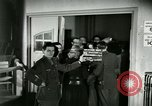 Image of Stage Door Canteen Paris France, 1945, second 4 stock footage video 65675021105
