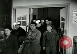 Image of Stage Door Canteen Paris France, 1945, second 15 stock footage video 65675021105