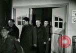 Image of Stage Door Canteen Paris France, 1945, second 17 stock footage video 65675021105
