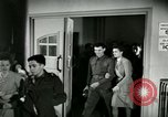 Image of Stage Door Canteen Paris France, 1945, second 21 stock footage video 65675021105