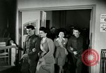 Image of Stage Door Canteen Paris France, 1945, second 22 stock footage video 65675021105