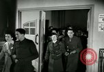 Image of Stage Door Canteen Paris France, 1945, second 24 stock footage video 65675021105