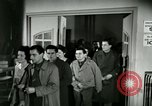 Image of Stage Door Canteen Paris France, 1945, second 27 stock footage video 65675021105