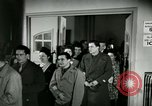 Image of Stage Door Canteen Paris France, 1945, second 28 stock footage video 65675021105