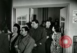 Image of Stage Door Canteen Paris France, 1945, second 29 stock footage video 65675021105