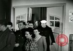 Image of Stage Door Canteen Paris France, 1945, second 32 stock footage video 65675021105