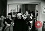 Image of Stage Door Canteen Paris France, 1945, second 35 stock footage video 65675021105