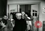 Image of Stage Door Canteen Paris France, 1945, second 36 stock footage video 65675021105