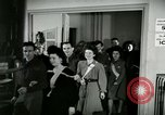 Image of Stage Door Canteen Paris France, 1945, second 51 stock footage video 65675021105