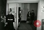 Image of Stage Door Canteen Paris France, 1945, second 60 stock footage video 65675021105