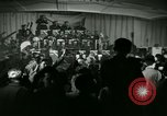 Image of Stage Door Canteen Paris France, 1945, second 2 stock footage video 65675021106