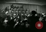 Image of Stage Door Canteen Paris France, 1945, second 7 stock footage video 65675021106