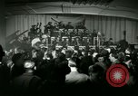 Image of Stage Door Canteen Paris France, 1945, second 21 stock footage video 65675021106