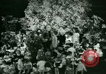 Image of Christmas party New York United States USA, 1947, second 9 stock footage video 65675021113