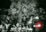 Image of Christmas party New York United States USA, 1947, second 18 stock footage video 65675021113