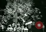 Image of Christmas party New York United States USA, 1947, second 24 stock footage video 65675021113