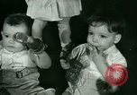 Image of Christmas party New York United States USA, 1947, second 31 stock footage video 65675021113
