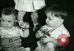 Image of Christmas party New York United States USA, 1947, second 32 stock footage video 65675021113