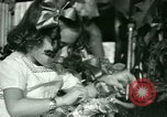 Image of Christmas party New York United States USA, 1947, second 33 stock footage video 65675021113