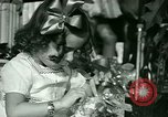 Image of Christmas party New York United States USA, 1947, second 34 stock footage video 65675021113