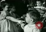 Image of Christmas party New York United States USA, 1947, second 40 stock footage video 65675021113