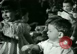 Image of Christmas party New York United States USA, 1947, second 41 stock footage video 65675021113