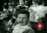 Image of Christmas party New York United States USA, 1947, second 42 stock footage video 65675021113
