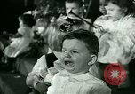 Image of Christmas party New York United States USA, 1947, second 44 stock footage video 65675021113