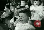 Image of Christmas party New York United States USA, 1947, second 45 stock footage video 65675021113