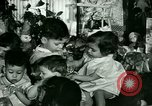 Image of Christmas party New York United States USA, 1947, second 53 stock footage video 65675021113
