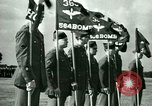 Image of General James Doolittle honors Fliers United Kingdom, 1944, second 29 stock footage video 65675021123