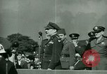 Image of General James Doolittle honors Fliers United Kingdom, 1944, second 36 stock footage video 65675021123