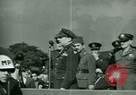 Image of General James Doolittle honors Fliers United Kingdom, 1944, second 37 stock footage video 65675021123