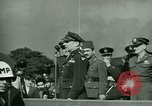 Image of General James Doolittle honors Fliers United Kingdom, 1944, second 41 stock footage video 65675021123