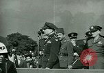 Image of General James Doolittle honors Fliers United Kingdom, 1944, second 42 stock footage video 65675021123
