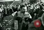 Image of Italian prisoners liberated Ancona Italy, 1946, second 53 stock footage video 65675021131