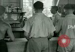 Image of Prisoner of War Camp United States USA, 1944, second 25 stock footage video 65675021146