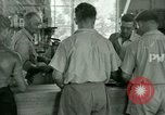 Image of Prisoner of War Camp United States USA, 1944, second 27 stock footage video 65675021146