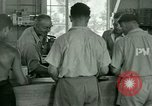 Image of Prisoner of War Camp United States USA, 1944, second 28 stock footage video 65675021146