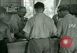 Image of Prisoner of War Camp United States USA, 1944, second 29 stock footage video 65675021146
