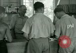 Image of Prisoner of War Camp United States USA, 1944, second 31 stock footage video 65675021146