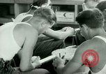 Image of German Prisoners of War United States USA, 1944, second 21 stock footage video 65675021148