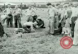 Image of German Prisoners of War United States USA, 1944, second 28 stock footage video 65675021149