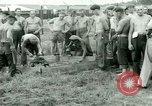 Image of German Prisoners of War United States USA, 1944, second 37 stock footage video 65675021149